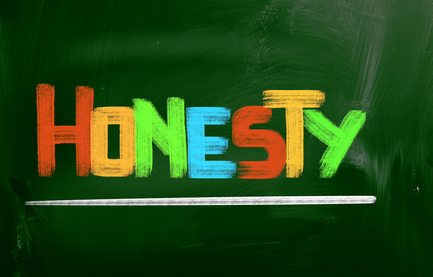 Be.More.Honest.